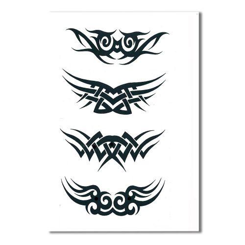 Airbrush Schablonen Tattoo 97