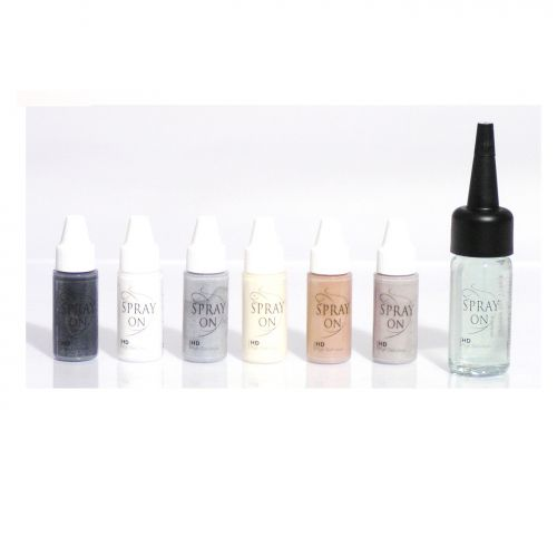 Airbrush Eye Shadow Tester Set - AQUA BASE