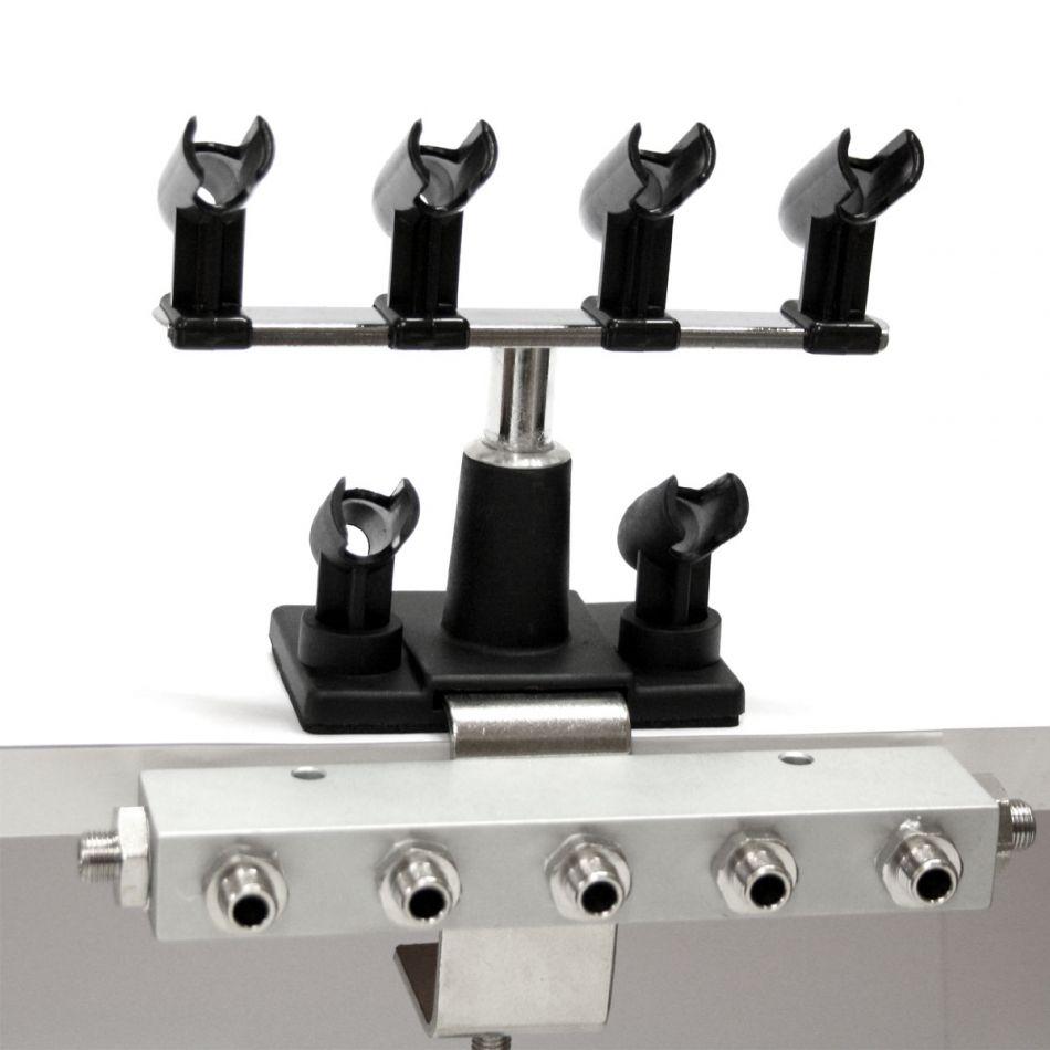 Airbrushhalter & Druckluft Verteiler