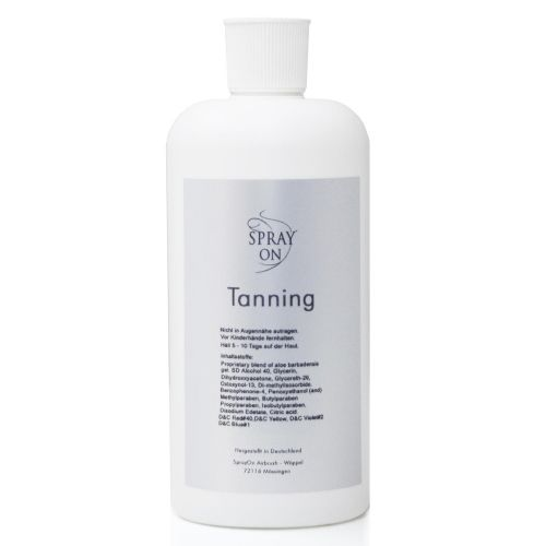 Airbrush Tanning Lotion - 1000 ml - 8 % DHA