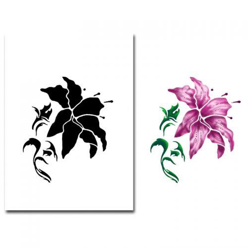 Airbrush Schablonen 521