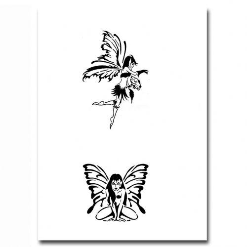 Airbrush Schablonen 538