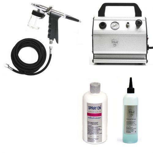 Airbrush Tanning Basic Set