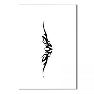 Airbrush Schablonen Tattoo 70