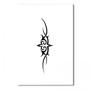 Airbrush Schablonen Tattoo 71