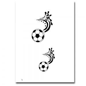 Airbrush Schablonen Design 5