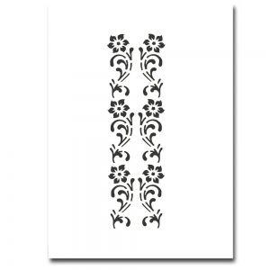Airbrush Schablonen Muster 8