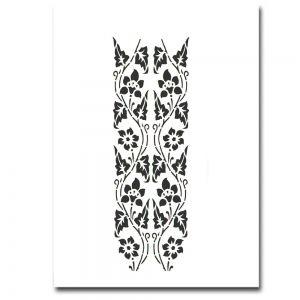 Airbrush Schablonen Muster 9