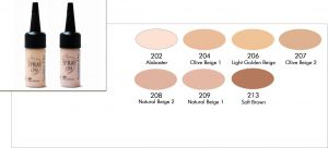 Foundation -  HD - Aqua Based -  30 ml - Airbrush Make-up