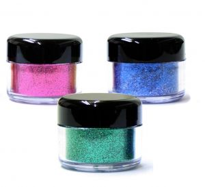 Glim Glitter Powder - Glitter Powder - 8 ml