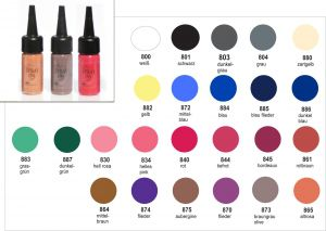 Lidschatten / Rouge HD - Aqua Based -  15 ml - Airbrush Make-up