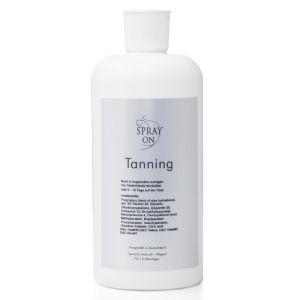 Airbrush Tanning Lotion - 500 ml - 12% DHA