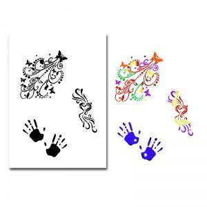 Tattoo Stencil 502