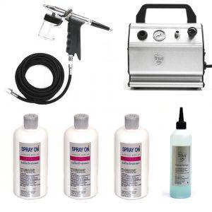 Airbrush Tanning Pro Set