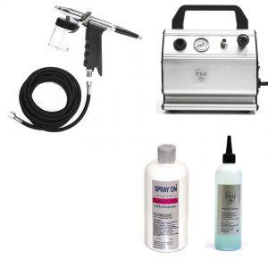 Airbrush Tanning Basic Komplettausstattung