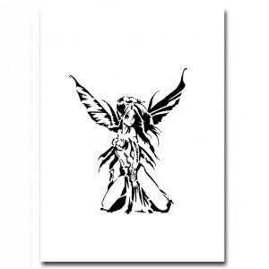 Airbrush Schablonen 537