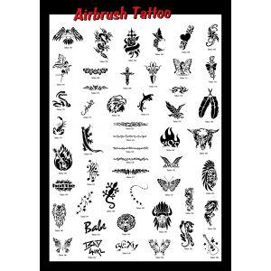 Motiv Plakat Tattoo 2 - Grösse A1