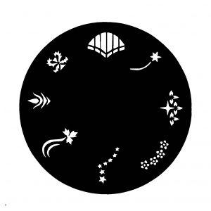 Airbrush Schablonen Design 14